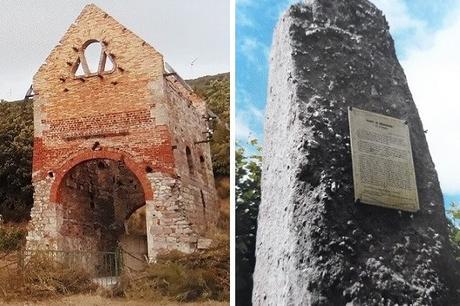 ermita Miguel Arcángel Monolito Fuero Brañosera