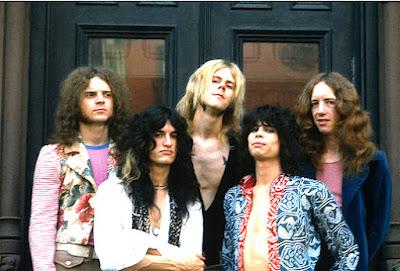 Aerosmith - Mama Kin (1973)