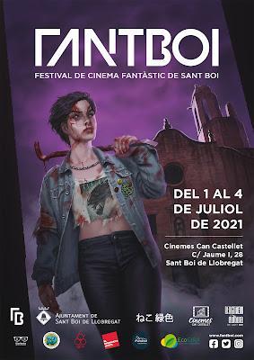 Covertura FantBoi Primera Edición; Nuevo festival de Género en Sant Boi de Llobregat