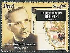 SERMÓN PATRIÓTICO DE 1947. P. RUBÉN VARGAS UGARTE