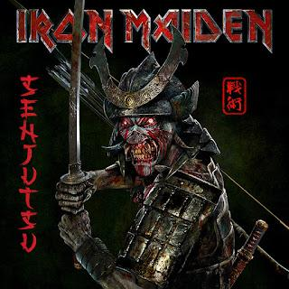 THE WRITING ON THE WALL - IRON MAIDEN