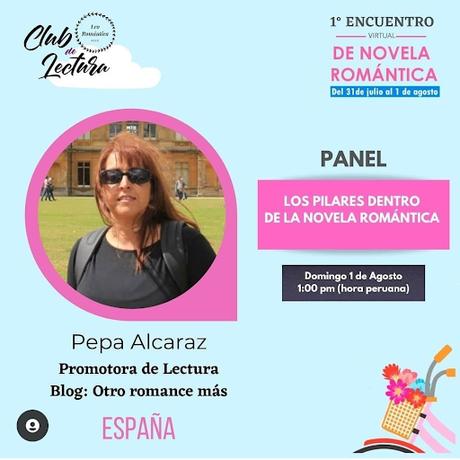 1° Encuentro Virtual 'Leo Romántica Perú'