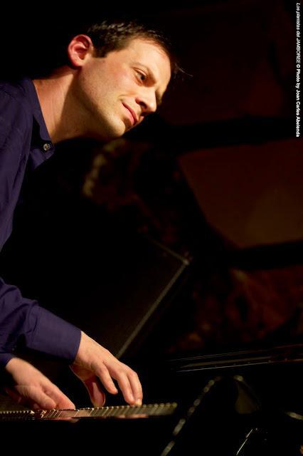 FOTO-Los pianistas del JAMBOREE-ADAM BIRBAUM