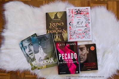 ¡Libros por mi cumpleaños! Edición 2021