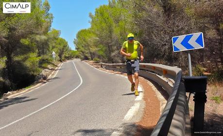 Aclimatación al Trail Running con altas temperaturas. Material CimAlp