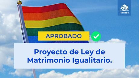 Chile. Matrimonio Igualitario