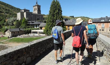 Viaje a la Capital del Temple: Pons Ferrata, León