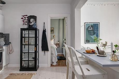 Inspiración nórdica para decorar tu minipiso