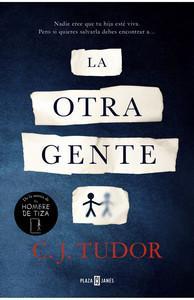 """""""La Otra Gente"""", de C.J. Tudor"""