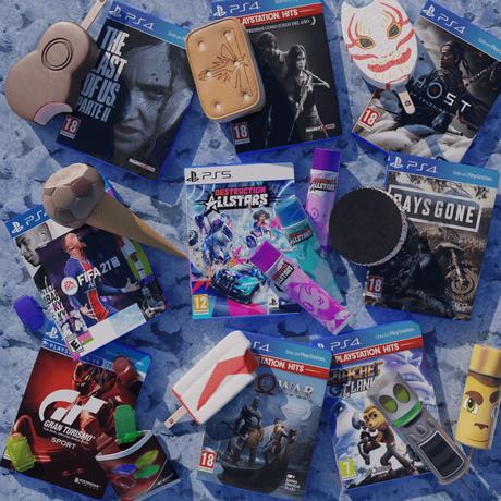 Rebajas de Verano de PlayStation en tiendas físicas