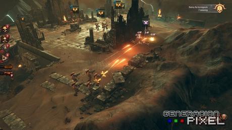 ANÁLISIS: Warhammer 40,000 Battlesector