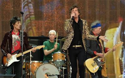 Mick Jagger cumple hoy 78 años.