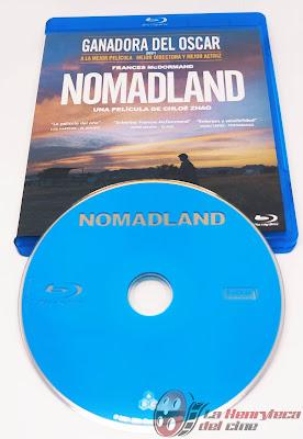 Nomadland; Análisis de la edición Bluray
