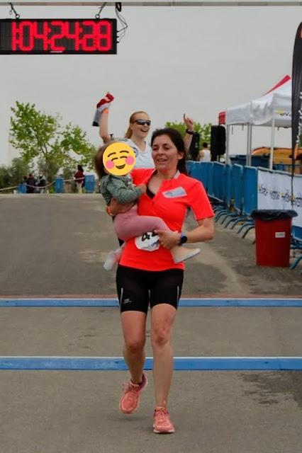 Mi vuelta al deporte después del embarazo