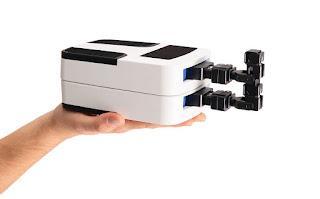 Robot en miniatura guiado por imágenes ayuda en los procedimientos quirúrgicos
