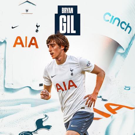 Oficial: Bryan Gil, traspasado al Tottenham