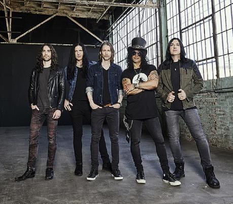 Nace Gibson Records, que se estrena con Slash ft Myles Kennedy & The Conspirators