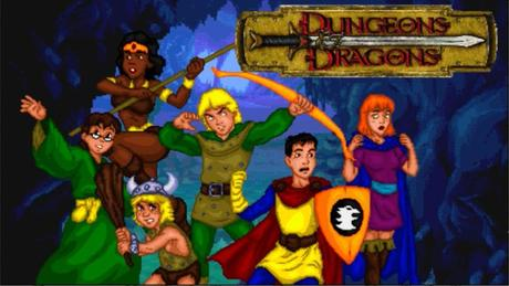 [Fangame] Dungeons and Dragons Animated Series