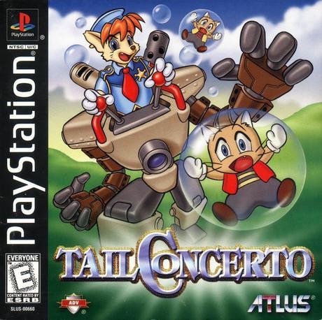 Tail Concerto de PlayStation traducido al español