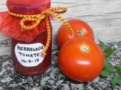 Mermelada tomate casera