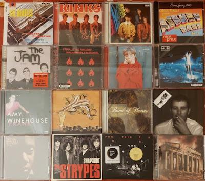 Programa Número 266 de Dj Savoy Truffle en Música Sideral. Especial Mis discos favoritos de debut, Parte 4.