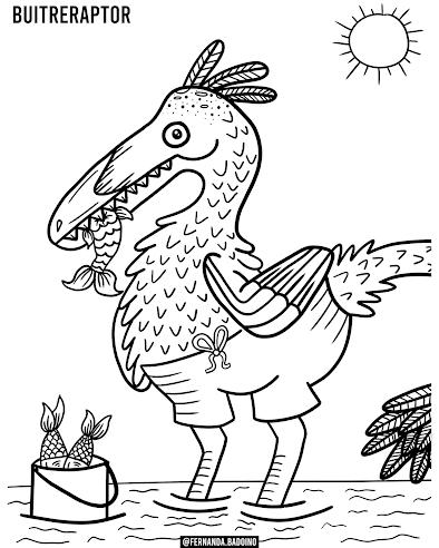 Los animales extintos de Fernanda Badoíno