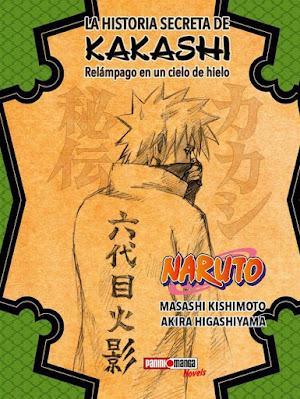 Reseña de manga: La historia secreta de Kakashi