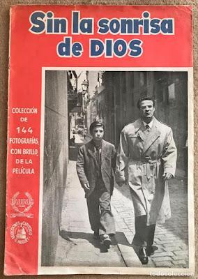 SIN LA SONRISA DE DIOS (SENZA SORRISO) (España, Italia; 1955) Social, Drama