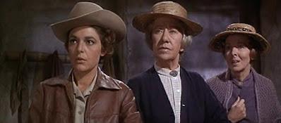SIETE MUJERES (Seven Women) (USA, 1966) Drama