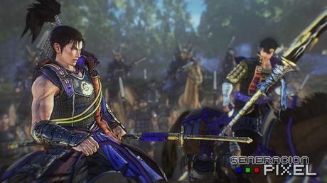 ANÁLISIS: Samurai Warriors 5