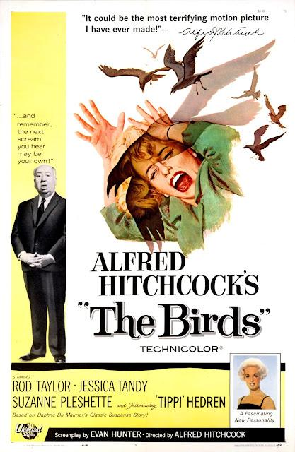 Opinión: Los pájaros 1963 _  Alfred Hitchcock