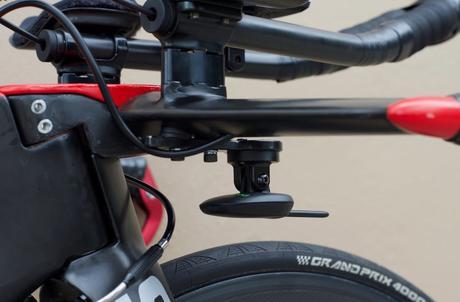 Garmin Vector Air sensor de velocidad del viento