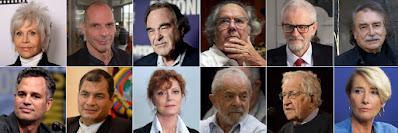 400 personalidades de todo el mundo piden por carta a Joe Biden que ponga fin al bloqueo a Cuba.