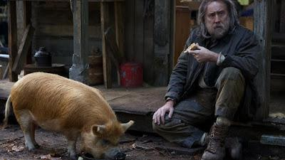 PIG (USA, 2021) Intriga, Drama