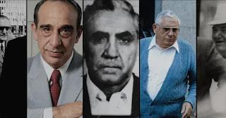 Las cinco familias mafiosas de NY en Todos somos sospechosos