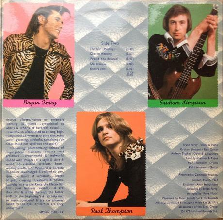 Roxy Music - Roxy Music (1972)