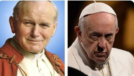 El papa Francisco es un problema para el mundo católico.