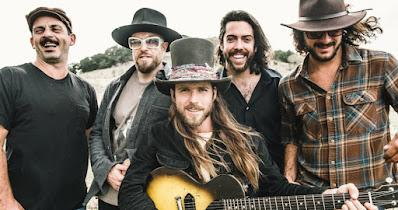Lukas Nelson & Promise of the Real - Leave 'em behind (2021)