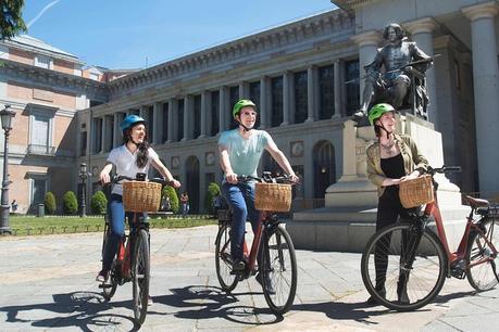 Ayudas para comprar una bicicleta eléctrica en Madrid