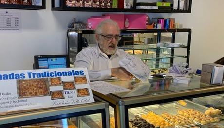 Adiós a un maestro pastelero
