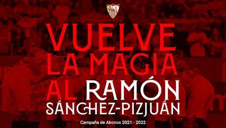 Precio Abonos Sevilla FC 2021