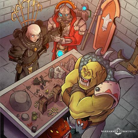 Resumen doble de Warhammer Community