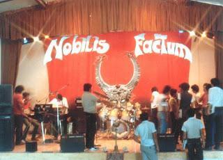 Nobilis Factum - Mutante (1982)