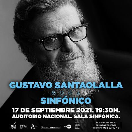 Concierto de Gustavo Santaolalla en el Auditorio Nacional de Madrid