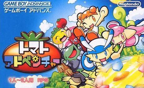 Tomato Adventure de Game Boy Advance traducido al inglés