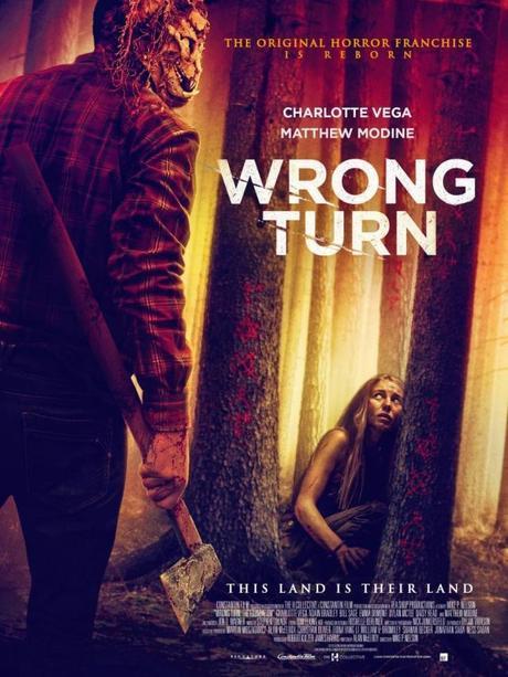 Wrong Turn: sendero al infierno, el reboot que no es reboot