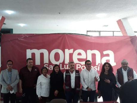 Diputados y diputadas de MORENA trabajaran de la mano con Gallardo