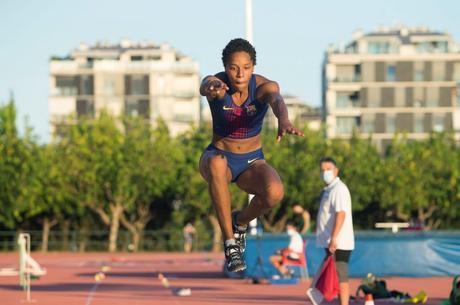 """Yulimar Rojas: """"Este también es el año de cumplir mi sueño de ser campeona Olímpica"""""""