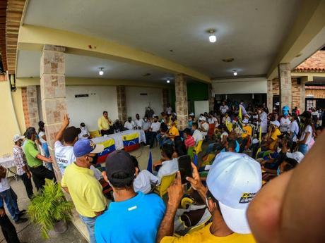 Luis Parra: La fórmula para lograr el cambio político es unidad, organización, calle y voto