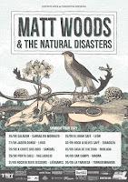 Conciertos en España de Matt Woods & The Natural Disasters en 2021